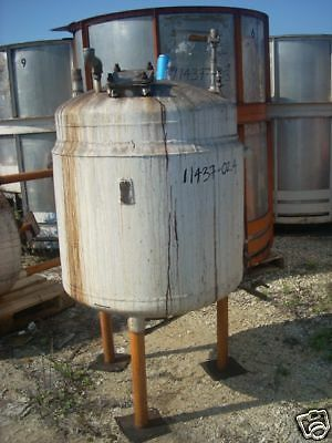 "11437-024 90 gallon vertical stainless steel tank 30"" X 30"""