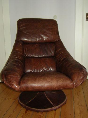 drehsessel 70er mobiliar interieur ebay. Black Bedroom Furniture Sets. Home Design Ideas