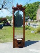 Antique Eastlake Mirror