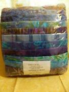 Purple Cotton Quilt Fabric