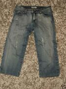 Ladies Stretch Denim Jeans