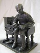 Franklin Mint Pewter Colonial