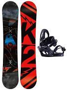 Snowboard Set K2