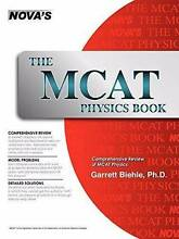 The MCAT Physics Book by Garrett Biehle Glenroy Moreland Area Preview