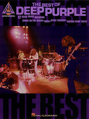 DEEP PURPLE GUITAR TAB / TABLATURE / ***BRAND NEW*** / BEST OF DEEP PURPLE