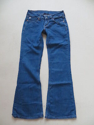 Levi's ® 479 Booty Flare Schlag Jeans Hose W 28 /L 30, Indigo Stretch Denim ! 36 Stretch Denim Flare Jeans