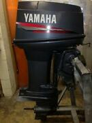 Yamaha 40HP