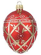 Faberge Egg Ornament