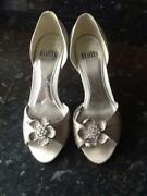 Silver Grey Wedding Shoes