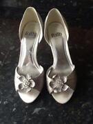 Silver Grey Wedding Shoes