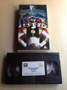 Power Rangers VHS