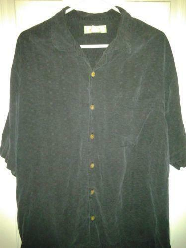 Tommy bahama silk casual shirts ebay for Custom tommy bahama shirts