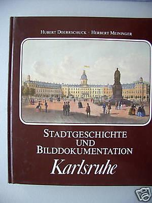 Stadtgeschichte Bilddokumentation Karlsruhe 1984