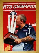 Phil Taylor Signed