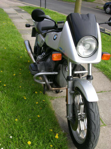 Magnificent Bmw R65 Ls Good Running Order Nice Condition Low Mileage In Whitley Bay Tyne And Wear Gumtree Creativecarmelina Interior Chair Design Creativecarmelinacom