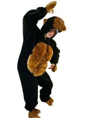 Gorilla-kostüme (B-WARE: Gorilla Affen-Kostüm F17 Gr. L- XL Affen-Kostüme Affe Gorilla-Kostüme)