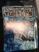 Teenage Mutant Ninja Turtles 1 First Print