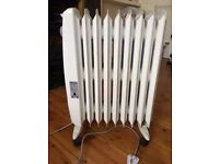 Dimplex 2 KW Electric Oil Free Radiator With Timer