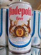 Hudepohl Beer Can
