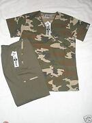 Camouflage Scrubs