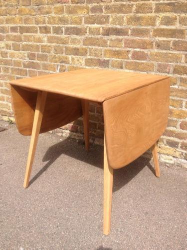 ercol tables dining furniture ebay. Black Bedroom Furniture Sets. Home Design Ideas
