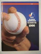Montreal Expos Yearbook