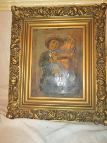 Ornate Wood Frame   eBay