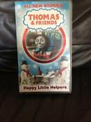 Thomas and Friends VHS
