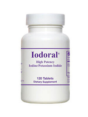 Optimox Iodoral 12.5 Mg 120 Tablets