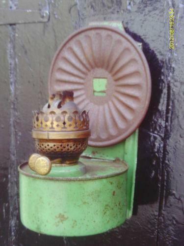 Wall Oil Lamp Ebay