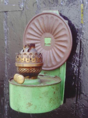 Wall Oil Lamp Ebay