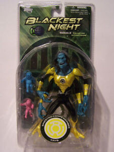 Blackest Night Kryb action figure, never been opened