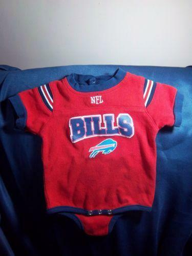 b840e8e92 Buffalo Bills Baby Clothes | eBay