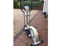 KETTLER Viteo AXOS Cross Trainer - Very solid - Good Condition