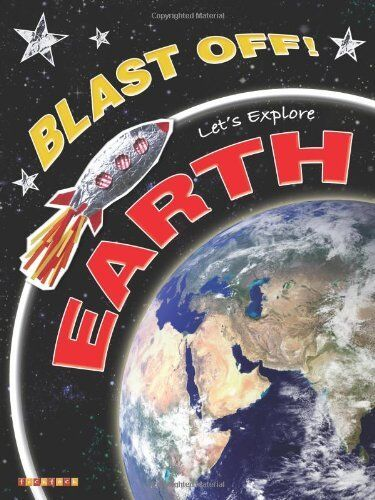 MB,Lets Explore Earth (Blast Off),Helen Orme