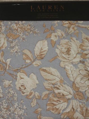 Ralph Lauren Shower Curtain Ebay