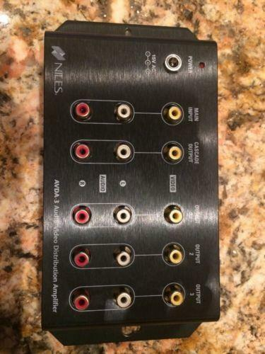 Video Amplifier