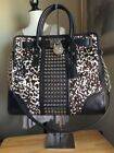 Michael Kors Hamilton Animal Print Tote Bags & Handbags for Women