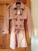 Womens Flare Coat