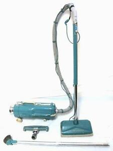 Vintage Electrolux Canister Vacuums