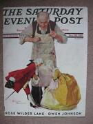 Saturday Evening Post 1932