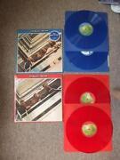 Beatles Blue Album Vinyl