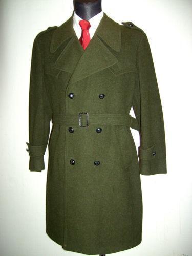 Loden Coat Ebay