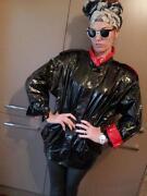 Vintage PVC Raincoat