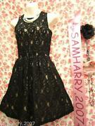 Primark Black Lace Dress