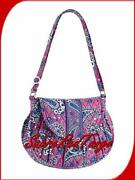 Vera Bradley Saddle Bag