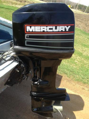 used mercury outboard boat motors ebay On mercury boat motor parts on ebay