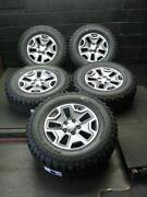 Jeep Rubicon Tires