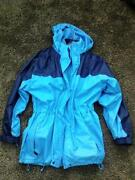 Ladies 3 in 1 Waterproof Jacket