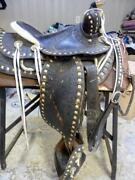 Parade Saddle